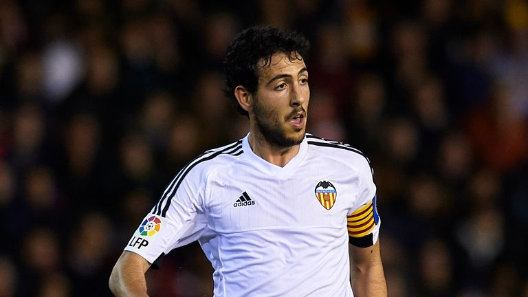 Daniel Parejo opened the scoring for the visitors