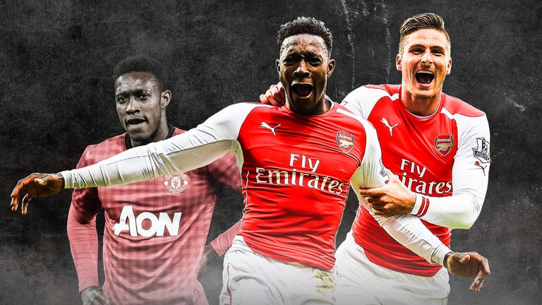Danny Welbeck is set for a return to Manchester United on Super Sunday