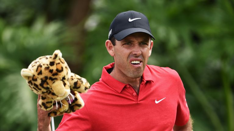 Charl Schwartzel claimed a one-shot lead after day three of Tshwane Open