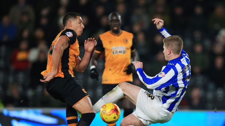 Hull take on Sheffield Wednesday at Wembley for a place in the Premier League