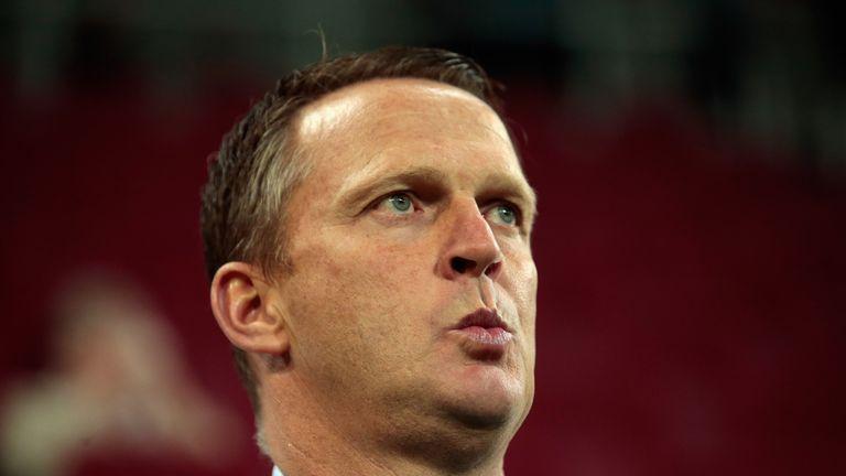 John van den Brom's Alkmaar scored six on Saturday
