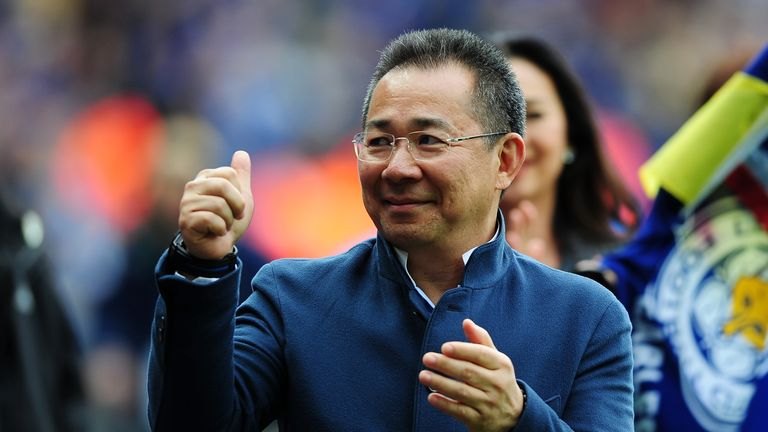Vichai Srivaddhanaprabha is facing multi-million pound lawsuits in Thailand
