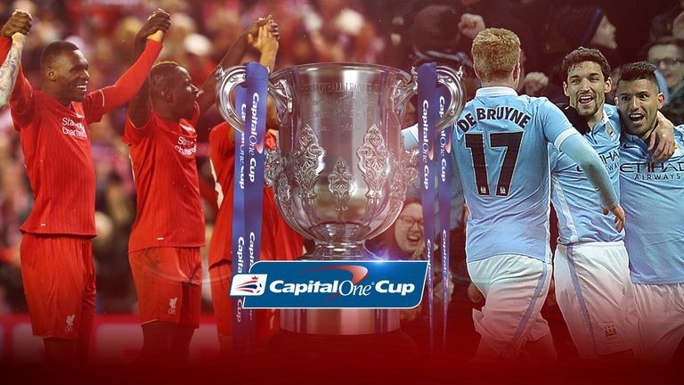 Liverpool and Manchester City face off for this season's first piece of silverware
