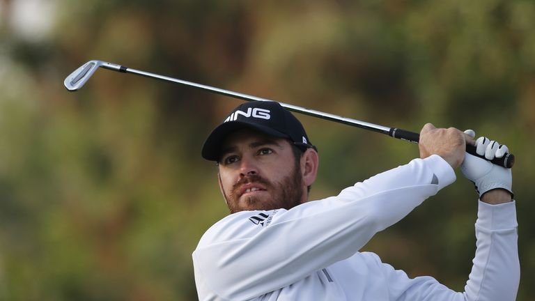 Louis Oosthuizen is part of the featured group in Malaysia this week