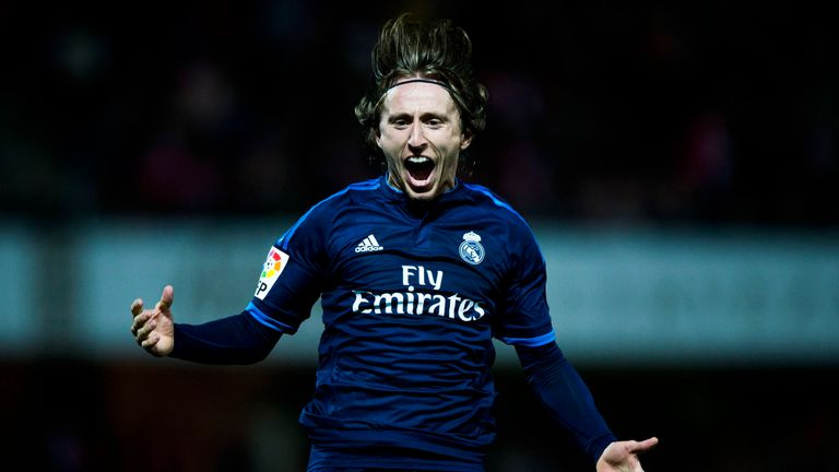 Noble admits Luka Modric 'saw him coming' 10 minutes before he would arrive