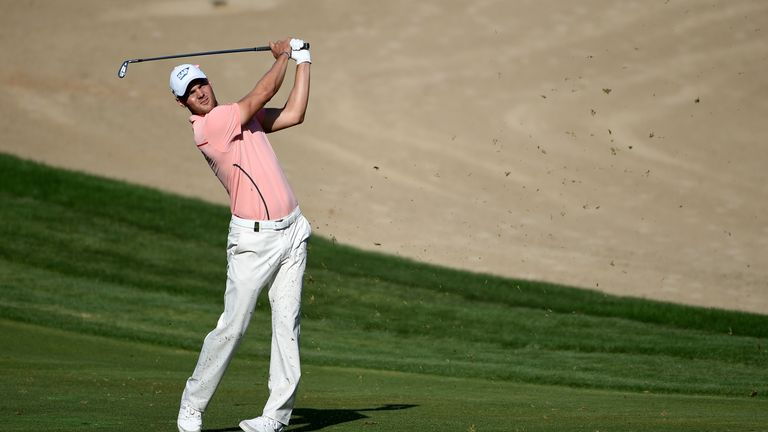 Martin Kaymer missed the cut at the Dubai Desert Classic