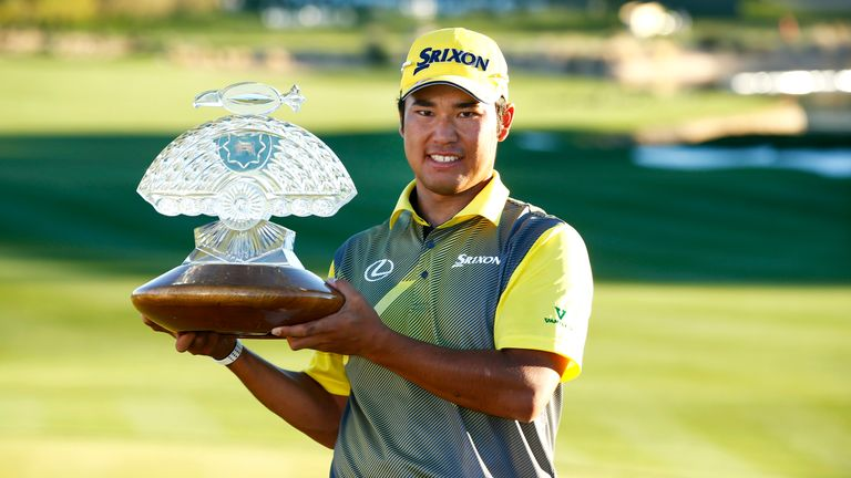 Hideki Matsuyama triumphs after edging Rickie Fowler after a dramatic play-off