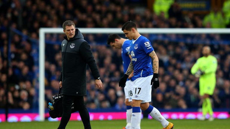 Everton are expecting Besic to be available again soon