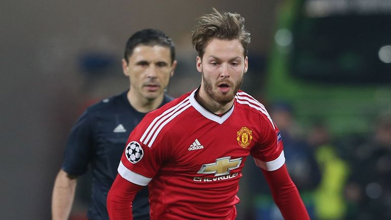 Nick Powell has gone from the Champions League to a loan spell with Hull City
