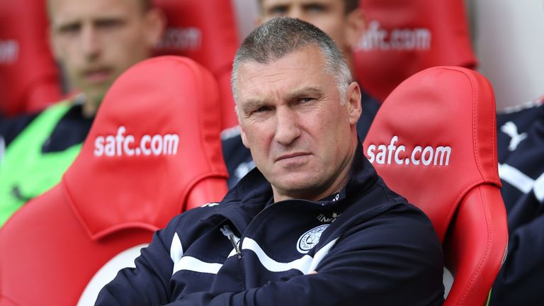 Nigel Pearson was replaced by Ranieri in the summer