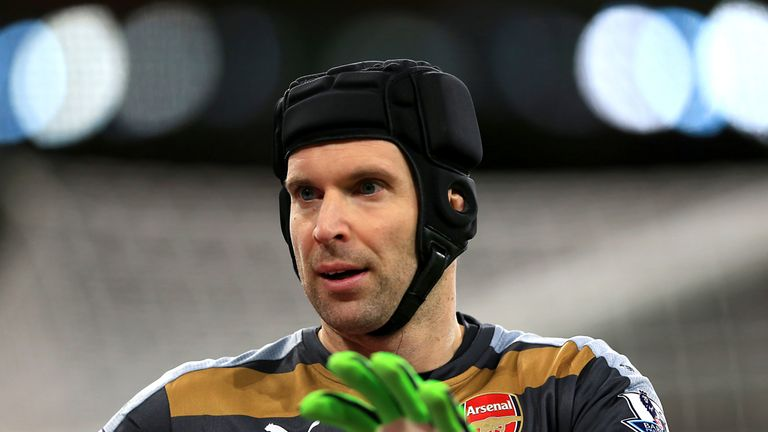 Petr Cech remains one of the most impressive goalkeepers in the Premier League