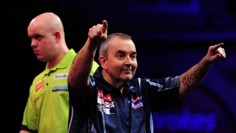 Michael van Gerwen and Phil Taylor served up a magical 2013 Premier League final, says Rod Studd ...