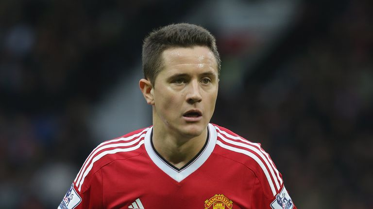 Ander Herrera is a doubt for Manchester derby on Sunday