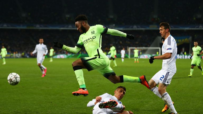 Man City will expect to progress to the Champions League quarter-finals after their win at Dynamo Kiev