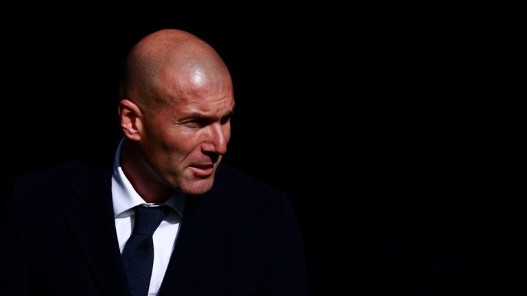 Guillem Balague doesn't think Zinedine Zidane is ready to be Real Madrid manager