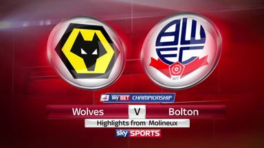 Wolves 2-2 Bolton