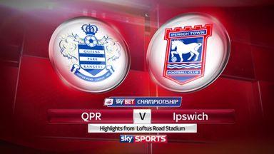 QPR 1-0 Ipswich