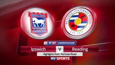 Ipswich 2-1 Reading