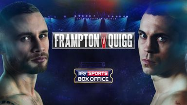 Carl Frampton vs Scott Quigg: Book the unification world title fight in Manchester now