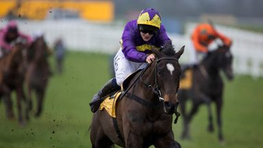 Agrapart: Betfair Hurdle winner
