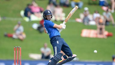 England's Joe Root is in confident mood ahead of the fourth ODI with South Africa