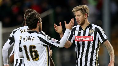 Notts County secured a 1-0 win