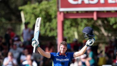 Jos Buttler has been in fine form for England in South Africa