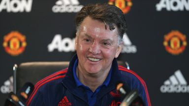 Louis van Gaal remains defiant in the face of speculation over his future