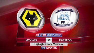 Wolves 1-2 Preston
