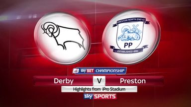 Derby 0-0 Preston