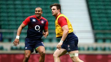 Jonathan Joseph says England are ready to unleash their