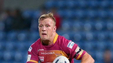 Luke Robinson has retired due to a hip injury
