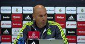 Zidane on Bale fitness & Varane rumours