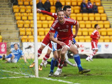 Adam Rooney: Struggling again with a thigh injury