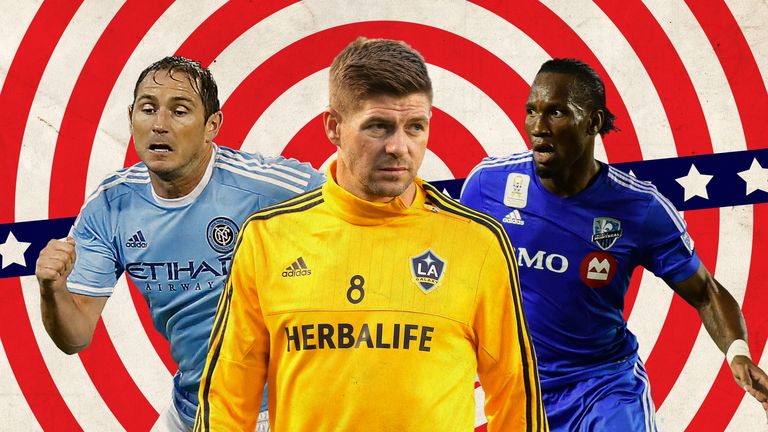 Lampard, Gerrard and Drogba are just three names to watch in MLS over the course of the 2016 season