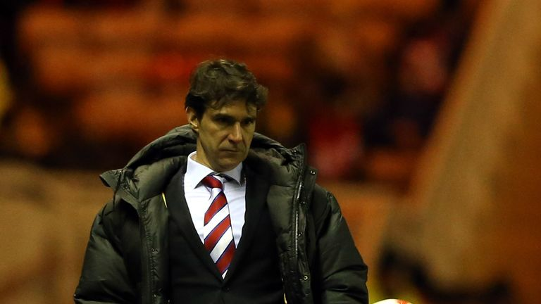 Aitor Karanka saw his side grab a vital win