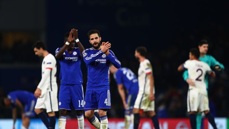 Chelsea are looking to bounce back from their Champions League exit
