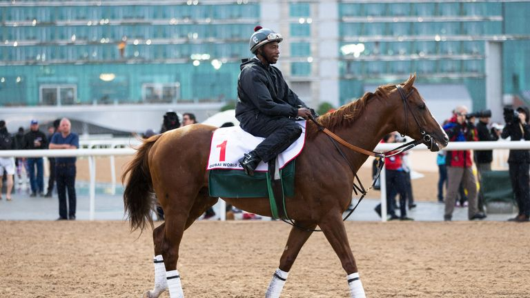 California Chrome streaks to victory in world's richest race
