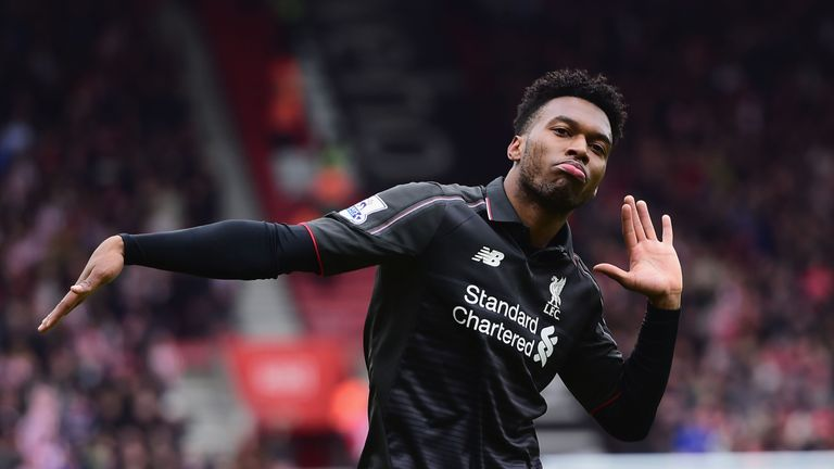 Daniel Sturridge put Liverpool 2-0 ahead