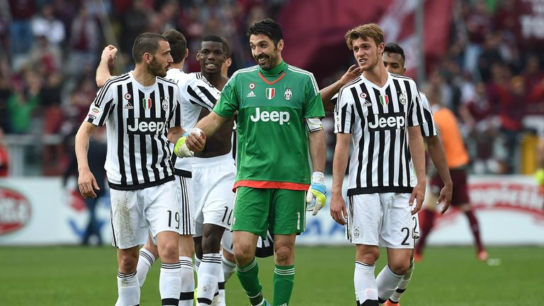Juventus have already run away with the Serie A title this season