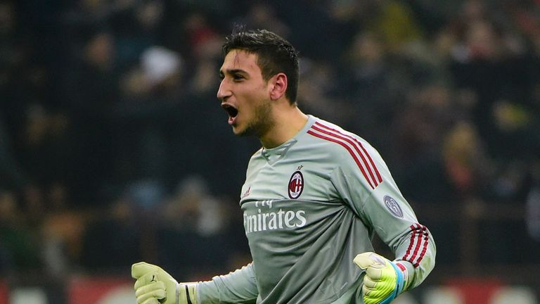 AC Milan move up to second