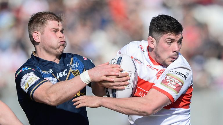 Hull FC and Hull KR face off in Super League's Magic Weekend