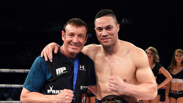 Trainer Kevin Barry admits there is plenty at stake for Parker in the Fury fight