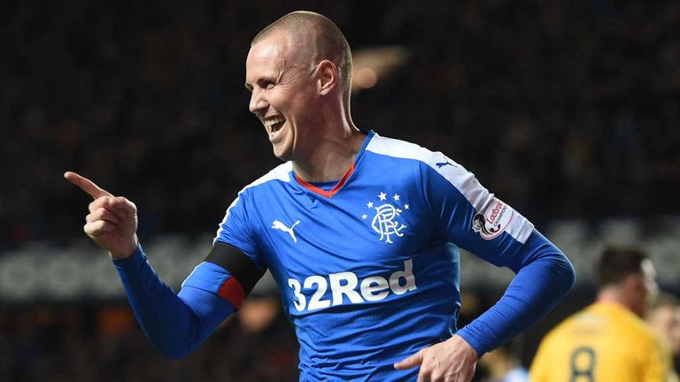 Kenny Miller scored twice in five minutes to turn the match around