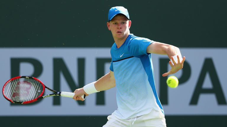 Edmund has shown he can handle the big stage while playing in the Davis Cup