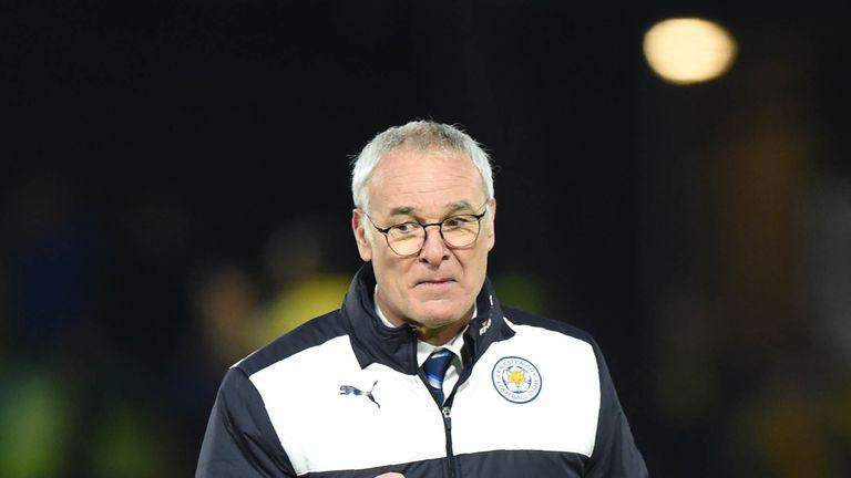 Ranieri has Leicester top of the Premier League