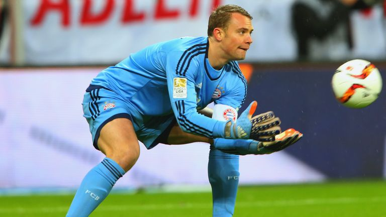 pep guardiola expects manuel neuer to stay at bayern. Black Bedroom Furniture Sets. Home Design Ideas