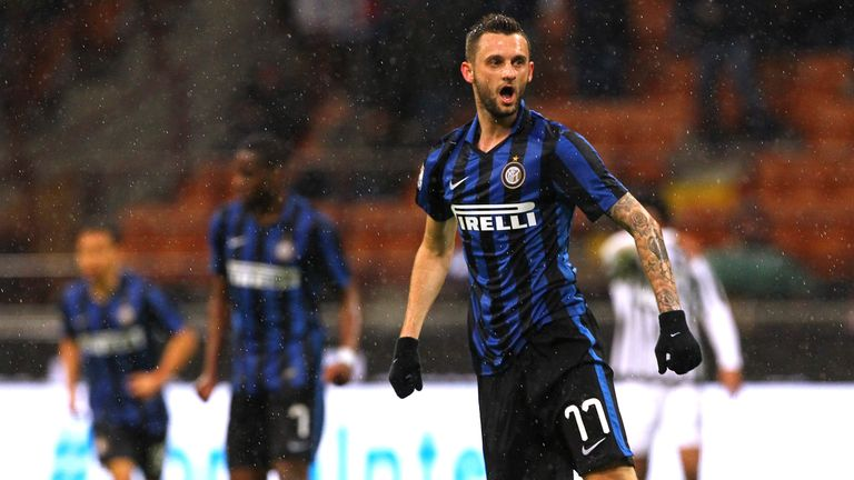 Marcelo Brozovic brace inspired unlikely Inter Milan comeback
