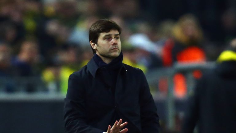Mauricio Pochettino has urged Tottenham to keep 'fighting' ahead of their trip to Stoke