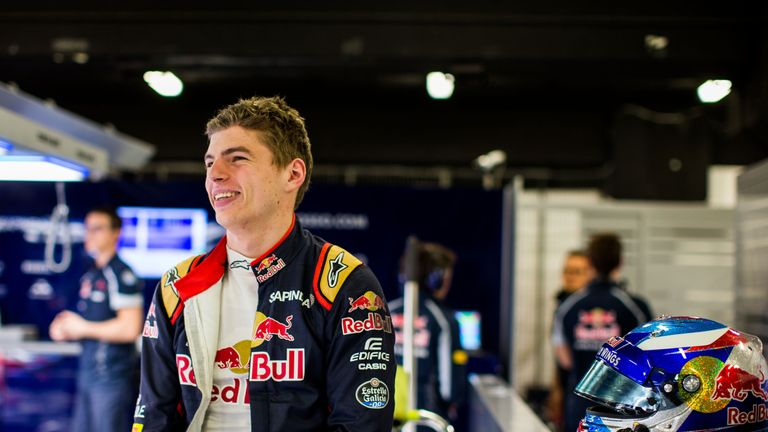 certainly rival drivers now know what verstappen is all about when